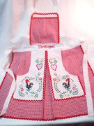 Bib Apron ~ Barcelos Rooster from Portugal