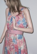 Vintage 1970's Summer Sun Day Dress-Paloma Collection