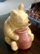 Winnie the Pooh ceramic bank - SOLD