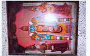 Lord Venkateshwaras Painting