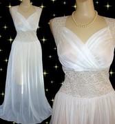 Vintage Lady Duff Goddess Nightgown