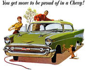 1957 CHEVY DAYS