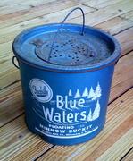 BLUE WATERS minnow bucket - SOLD