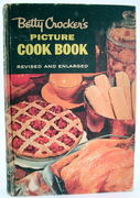 Betty Crocker's Picture Cook Book 1956 McGraw HC 2nd 1st