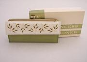 Vintage Princess Gardener Clutch Wallet