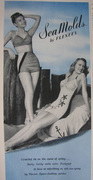 Charm Magazine Swimsuits 1946