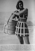 Swimsuit ad 1946