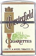 Chesterfield Cigarettes  with box