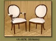 4 Dining Chair Orleans Collection  - Copy
