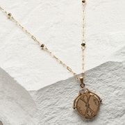 1890's Art Deco Locket Necklace