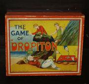 Dropiton early 20th century game.