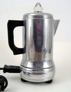 Vintage Metal Ware Coffee Percolator Empire