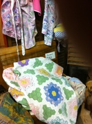 Quilt and aprons