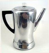 Electric Flavo-Perk Coffee Percolator West Bend Aluminum