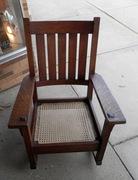 G. Stickley rocking chair