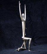 Rare Art Deco Hagenauer figure