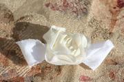 rosette version for wedding invitations-sample