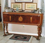 1930s Diningroom Sideboard from Italy, Closed
