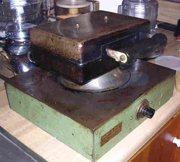 Brown Bobby Doughtnut Machine