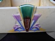 Bretby  art deco ceramic stand
