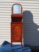 Antique Oak Shaving Stand