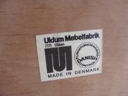 Sticker Uldum Mobelfabrik Danish Chair