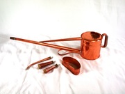Copper Watering Can for Bonsai or Any Plant - Japanese Design