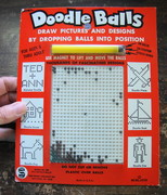 Doodle Balls Magnetic Toy from 1976
