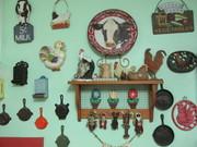 Kitchen decorating idea.