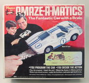 RARE! Hasbro Mark IV Ford-Amaze-A-Matics Car from 1970