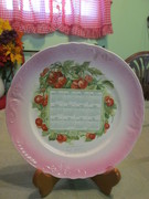 1911 Calender plate