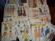 Sewing patterns for sale HUGE LOT
