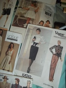 Huge SEWING PATTERN LOT for sale