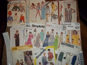 dresses pants blouses skirts children adults teens sewing patterns