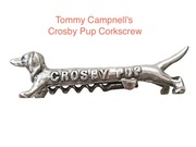 Crosby Pup Corkscrew