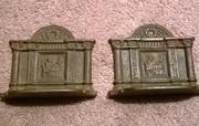 Antique Bookends
