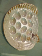 Treasure Craft Deviled Egg plate
