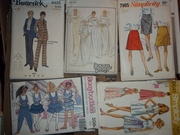 Sewing pattern Lot of 369 plus.....