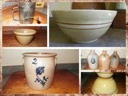 Antique Stoneware for Sale. 10%off