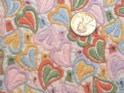 Vintage Fabrics & Textiles
