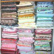 Vintage Fabric Stash