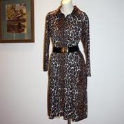 Vintage Elaine Sklar Dressing Gown Caftan Lounger Dress