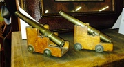 Brass Cannon, Toys