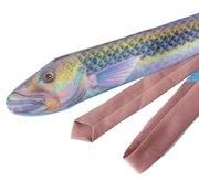 Ralph Marlin Fish Necktie 1986