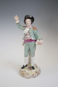 Vincent DuBois/Locre French porcelain figurine