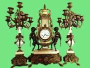 Clocks Antique - Collectible