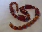 Art Deco Bakelite necklace (a)