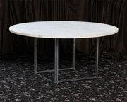 Paul Kjaerholm PK-54 dining table