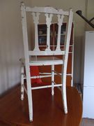 Back view kitchen chair c.1910