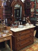 19th Century Marble Too Dresser from circa 1860-1890
